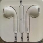 Sluchátka Apple
